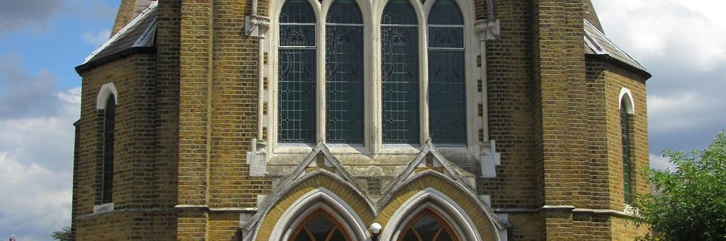 church reduces energy bills
